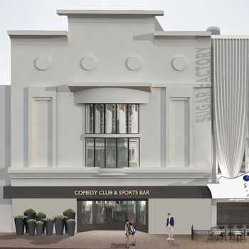 downtown san diego gaslamp quarter theatre box