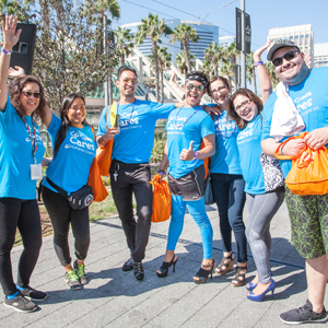 downtown san diego gaslamp quarter walk a mile in her shoes