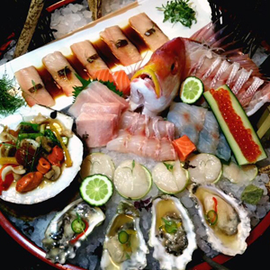 national-seafood-month-full-moon-sushi gaslamp san diego