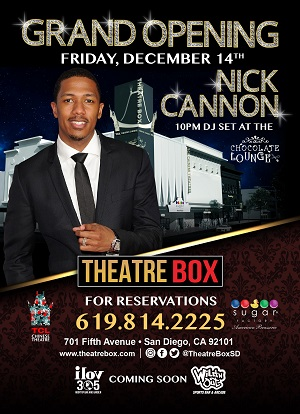 downtown san diego gaslamp quarter theatre box