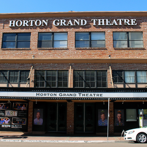 Behind the Curtains of the Horton Grand Theatre