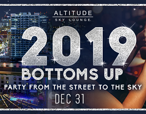 downtown san diego gaslamp quarter new year marriott altitude