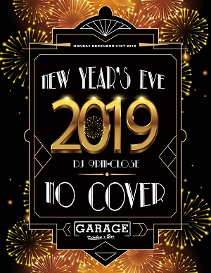 downtown san diego gaslamp quarter new year garage kitchen and bar