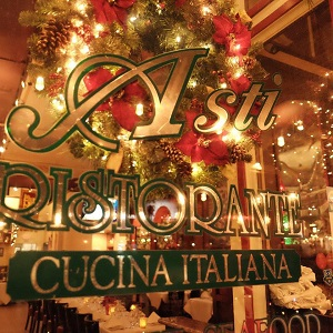 downtown san diego gaslamp quarter christmas asti ristorante