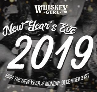 downtown san diego gaslamp quarter new year whiskey girl