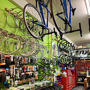 downtown san diego gaslamp quarter bike revolution