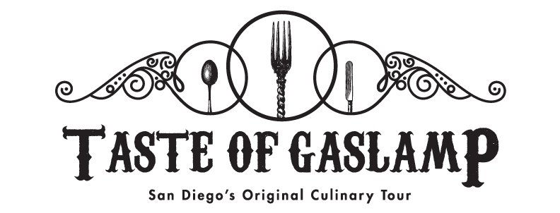 Taste-of-Gaslamp-Logo-black gaslamp san diego