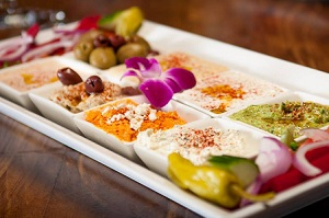downtown san diego gaslamp quarter things to do meze greek fusion