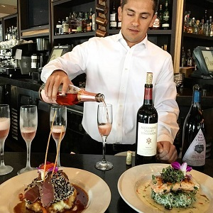 downtown san diego gaslamp quarter valentines day osetra seafood and steaks