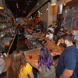 downtown san diego gaslamp quarter autism awareness bar crawl