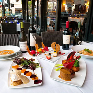 downtown san diego gaslamp quarter date night blue point coastal cuisine