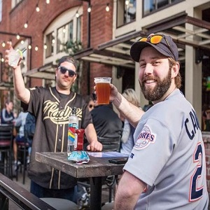 Cheers to the Padres