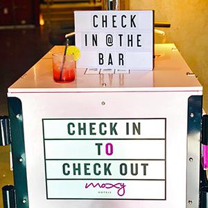 Hotel Spotlight: Moxy San Diego