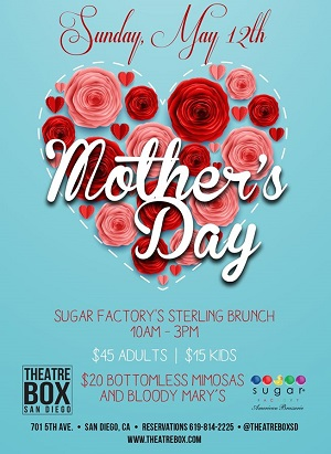 downtown san diego gaslamp quarter mother's day theatre box