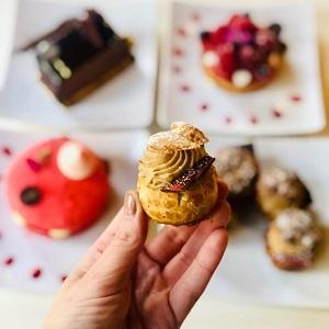 Delicious Pastries at Le Parfait Paris