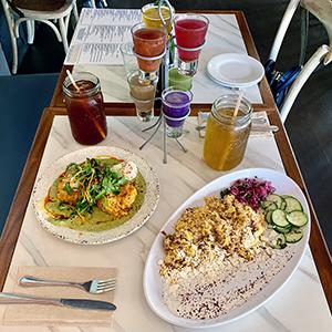 Restaurant Spotlight: Cafe 21