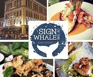 New to the Gaslamp: Sign of the Whale