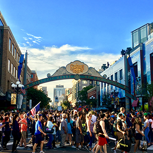 No Badge Required Comic-Con Events and Specials in the Gaslamp Quarter!