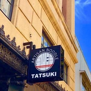 downtown san diego gaslamp quarter things to do artisan noodle tatsuki