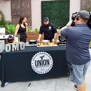 downtown san diego gaslamp quarter food network's chopped executive chef colten union cbs8