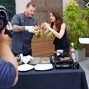 downtown san diego gaslamp quarter food network's chopped executive chef kevin barleymash cbs8
