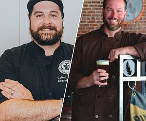 Gaslamp's Executive Chefs set to compete on  Food Network's Chopped!