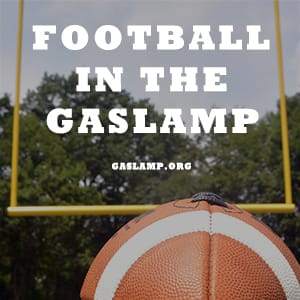 downtown san diego events gaslamp quarter things to do football