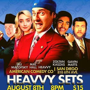 downtown san diego gaslamp quarter things to do american comedy co
