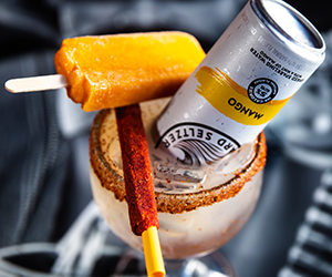 White Claw cocktails and more debut at El Chingon!