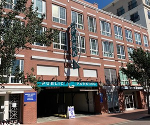 downtown san diego gaslamp quarter parking