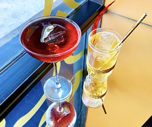 Sophisticated Craft Cocktails at Rendezvous