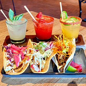 Creative Mexican Cuisine at Volcano Rabbit