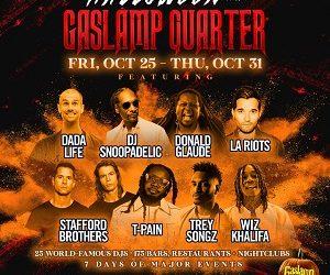 Hot Halloween Headliners in the City