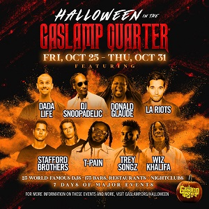 Hot Halloween Headliners in the City