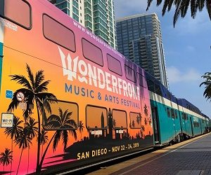 """Wonderfront"" music festival set to rock downtown San Diego"