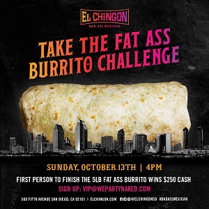 downtown san diego events gaslamp quarter things to do el chingon
