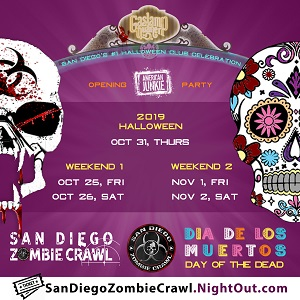 downtown san diego gaslamp quarter things to do halloween