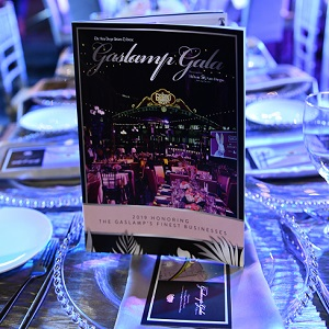25th Annual Gaslamp Gala