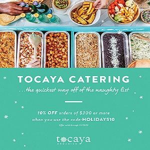 Tocaya Catering