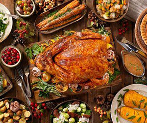 All About that Baste — Thanksgiving Week has arrived in the Gaslamp