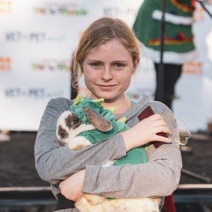 Rabbits too!