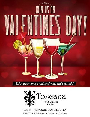 Toscana Cafe & Wine Bar