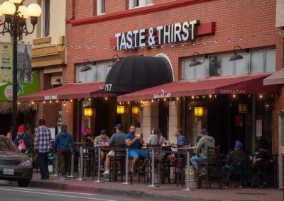 Taste & Thirst