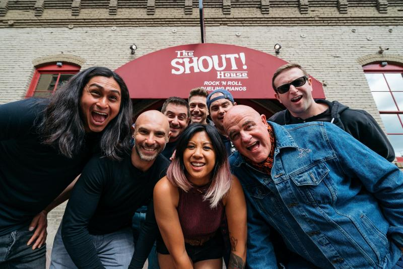 The shout house preview