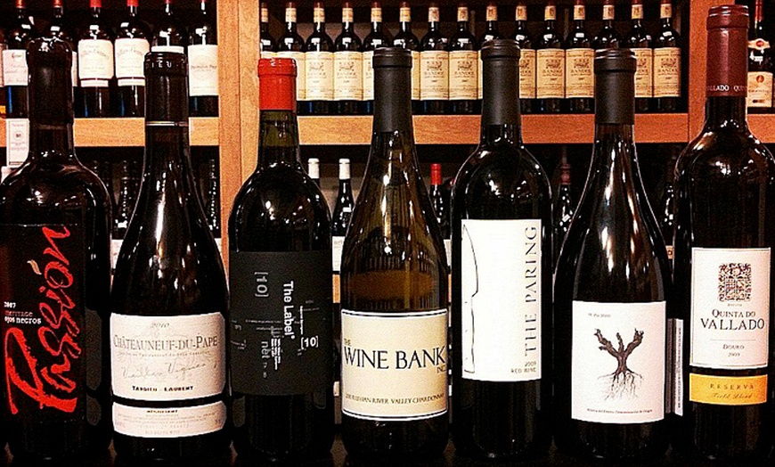 The wine bank preview