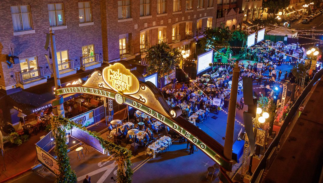 7 Things to do in the Gaslamp at Night