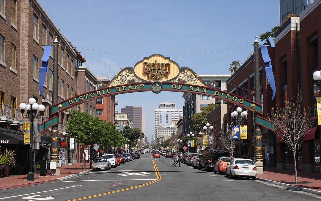 6 Things to do in the Gaslamp During The Day