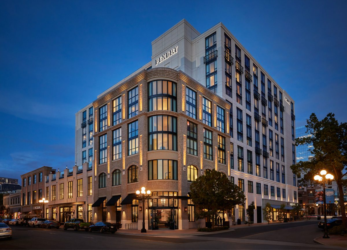 Pendry hotel preview