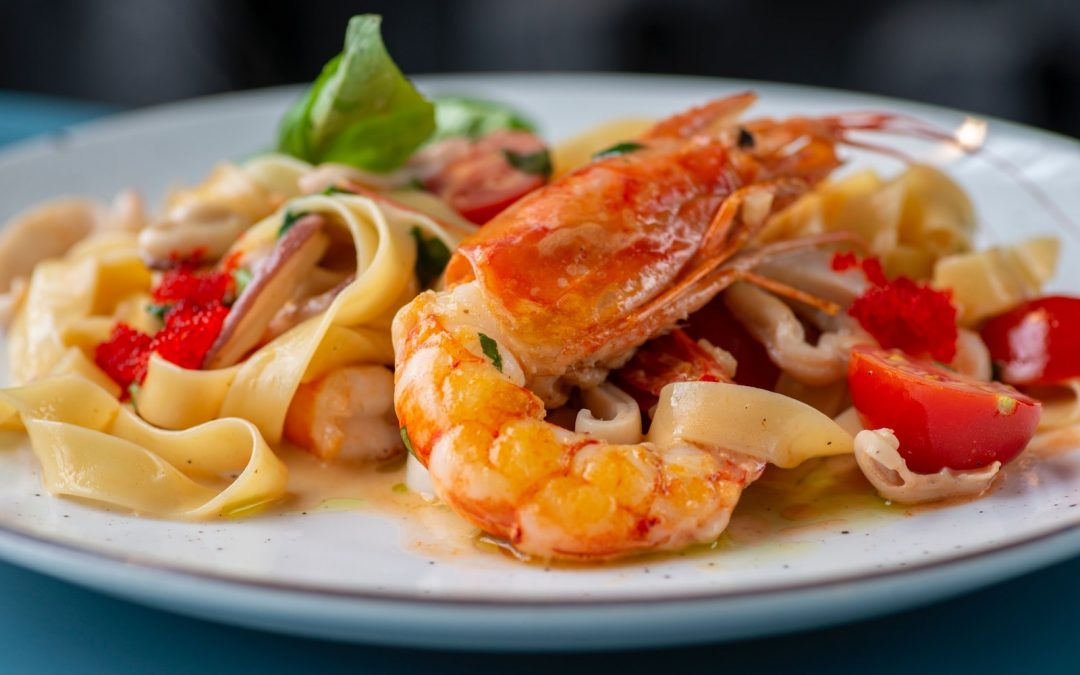 Best Seafood in the Gaslamp