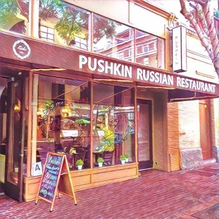 Pushkin Russian Restaurant